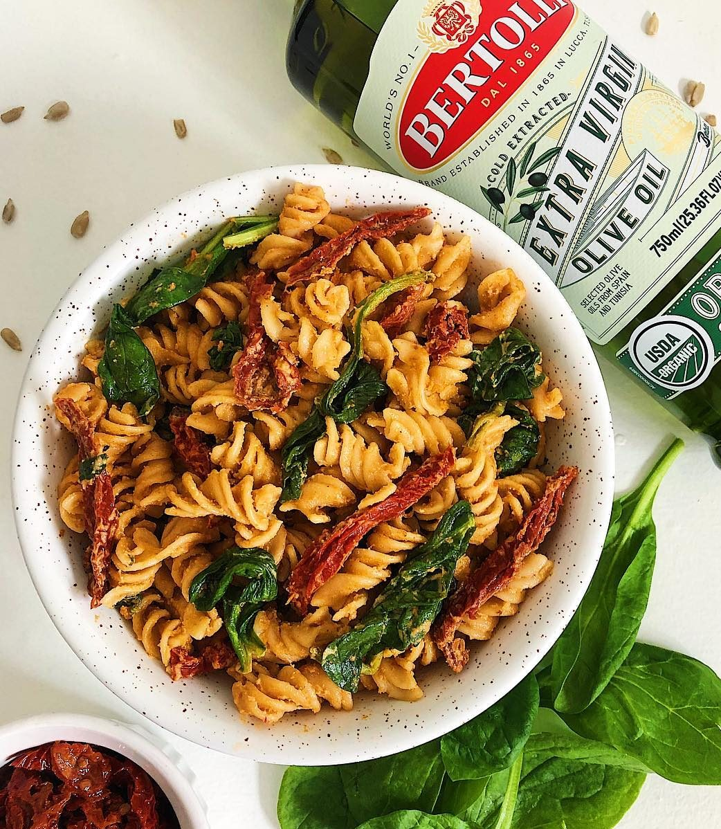 Sundried Tomato Pasta with Bertolli Olive Oil